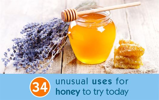 34 Unusual uses for honey to try today