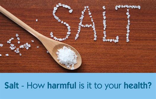 Salt - how harmful is it to your health?