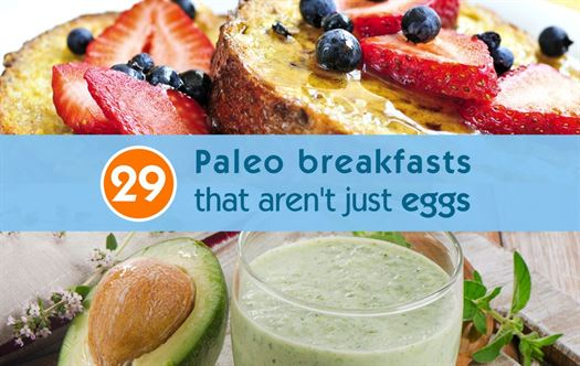 29 Paleo breakfasts that aren't just eggs