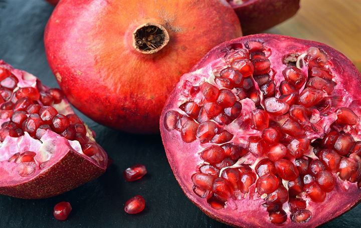 Healthy ingredients: Powerful pomegranates