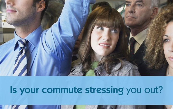 Is your commute stressing you out?