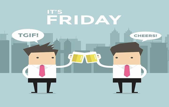 10 Ways to get that Friday feeling!