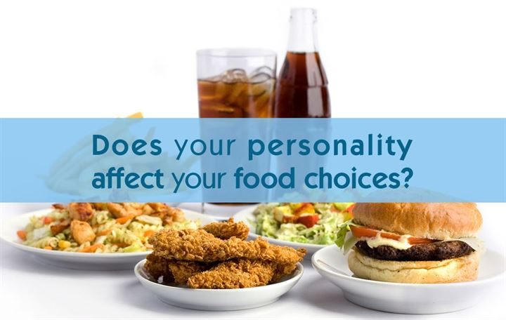 Does your personality affect your food choices?