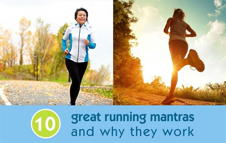 10 great running mantras and why they work