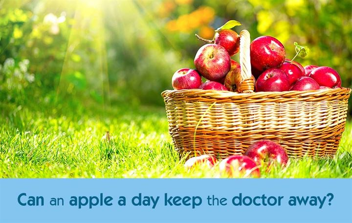 Can an apple a day keep the doctor away? 10 health myths busted