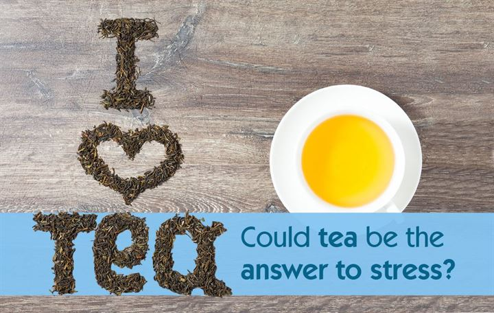 Could tea be the answer to stress?