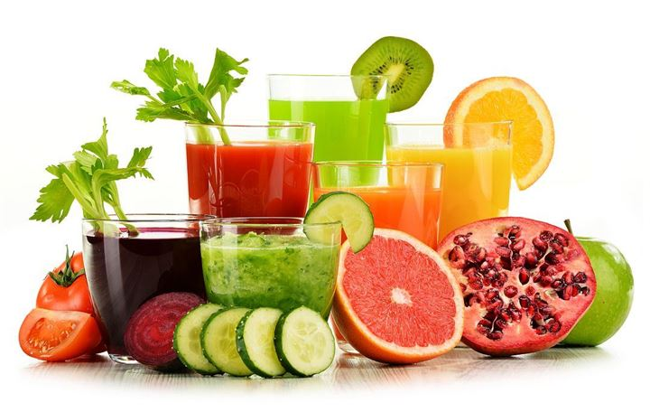 Super-healthy juices to boost your energy levels!
