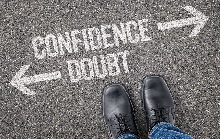 5 Things to remember when your confidence takes a hit