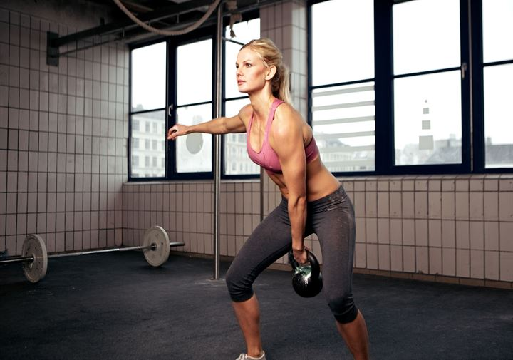 Kick-ass kettlebell exercises to blast fat fast