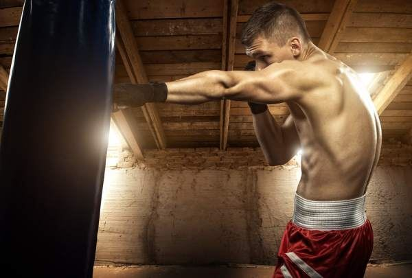 Try something new - get fit with boxing