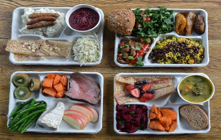 Is your child's school lunch healthy? Here's what kids in some other countries are eating...