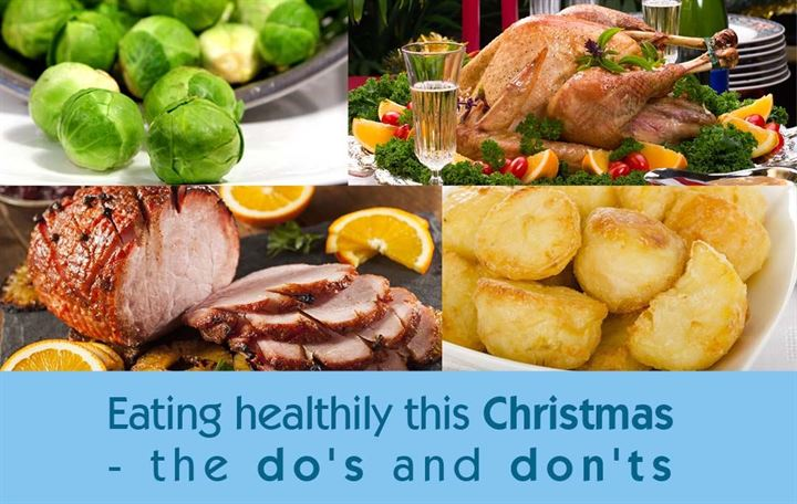 Eating healthily this Christmas - the do's and don'ts