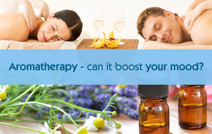 Aromatherapy - Can it boost your mood?