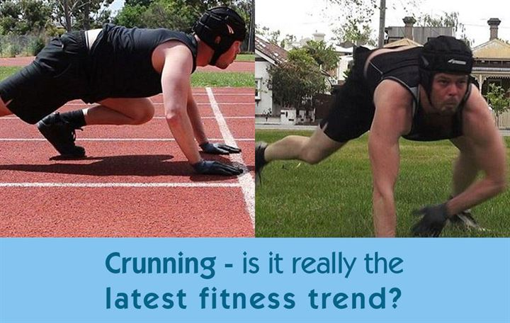 Crunning - is it really the latest fitness trend?
