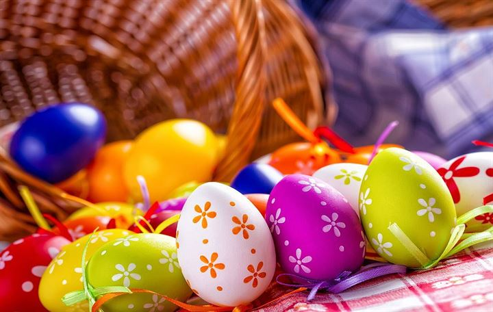 10 Tips for a healthier Easter