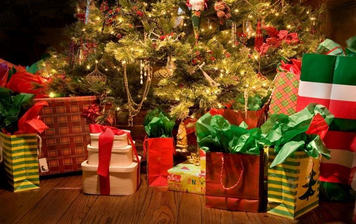 Why do we spend so much at Christmas?