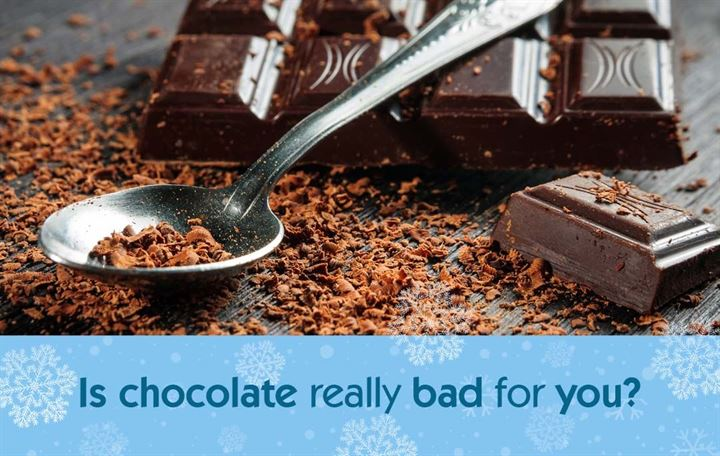 Is chocolate really bad for you?
