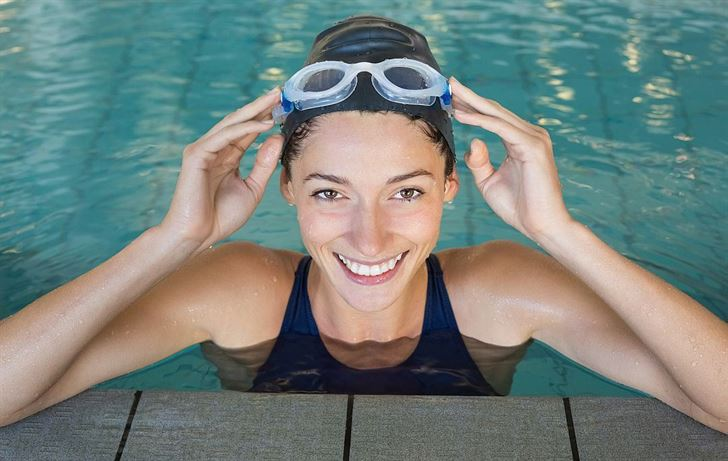 Swimming - your ideal holiday workout