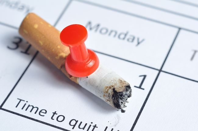 Free your lungs: how improving your fitness can help you kick nicotine cravings