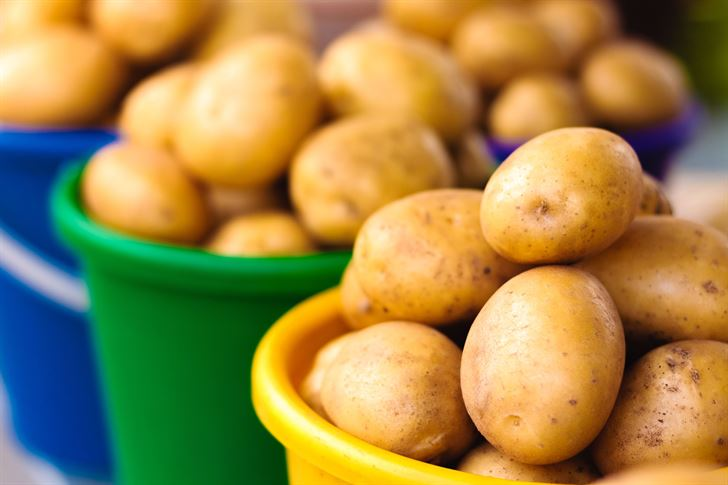 Five delicious alternatives to potatoes