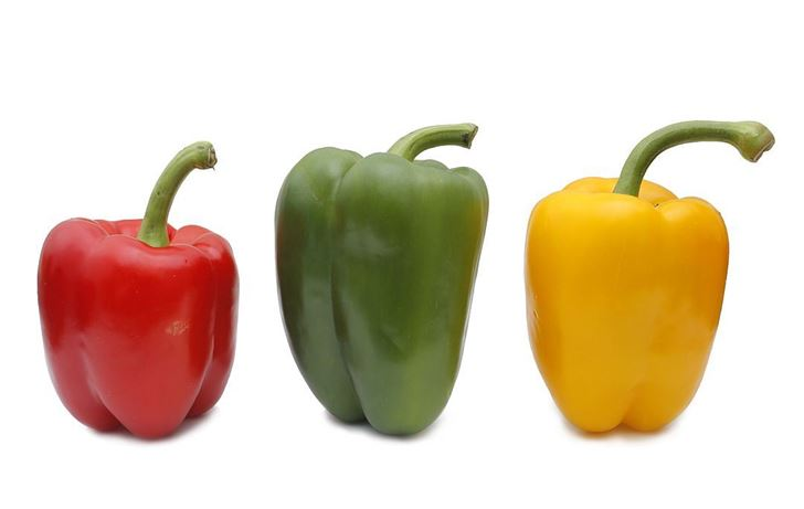 Healthy ingredients: Perfect peppers