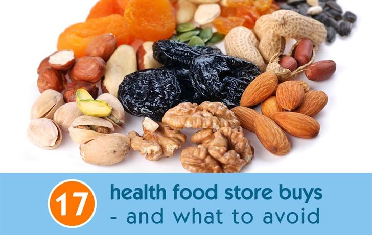 17 health food store buys – and what to avoid