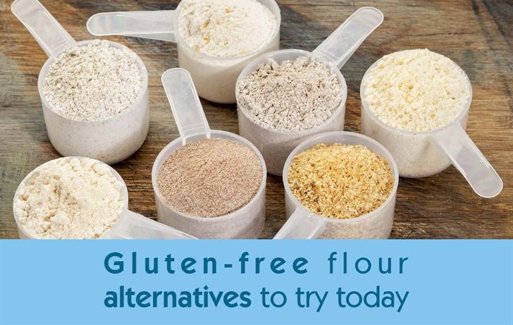 Gluten-free flour alternatives to try today