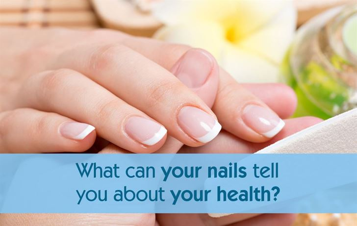 What can your nails tell you about your health?