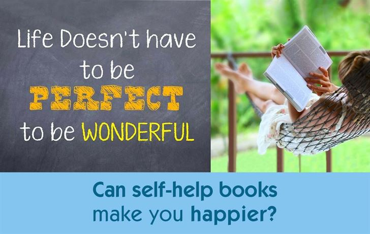 Can self-help books make you happier?