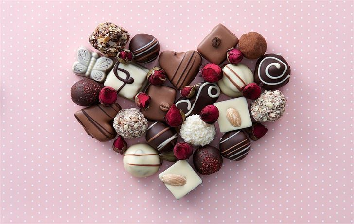 Make your sweetheart some healthy sweet treats this Valentine's Day
