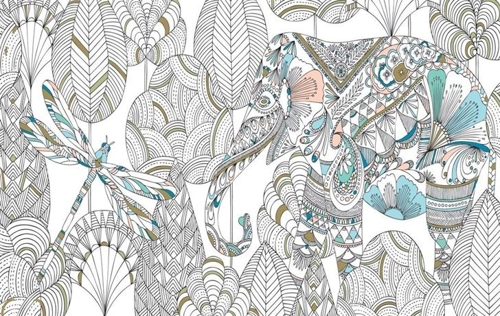 adult colouring books whats the deal and why you should give them a go - Colouring Books