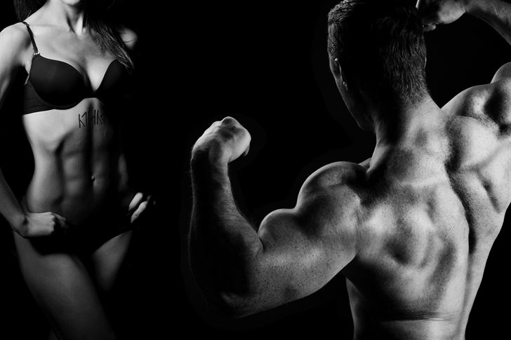 The myth about weights and muscle bulk