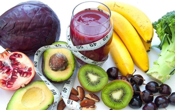Skin enhancing smoothies which taste pretty good too!