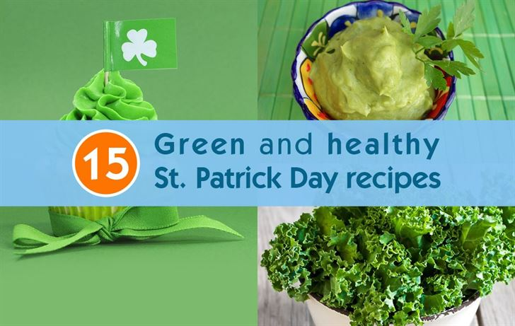 15 Green and healthy St Patrick's Day recipes
