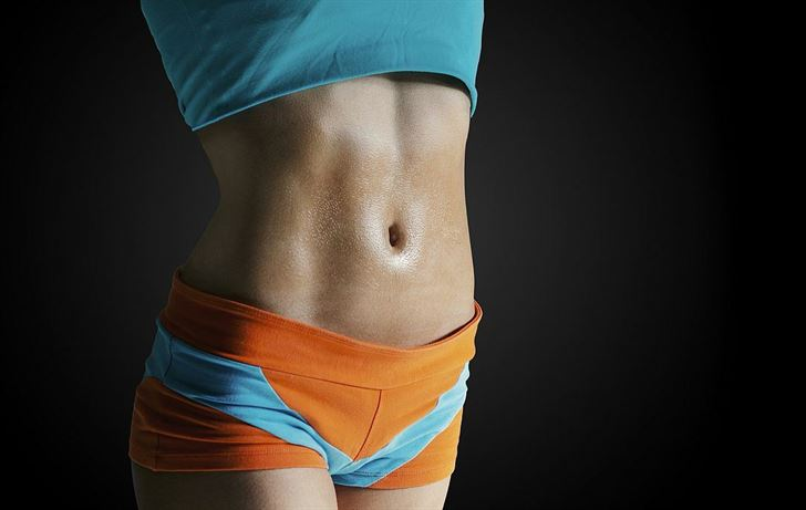 Get a flat belly fast with our walking workouts