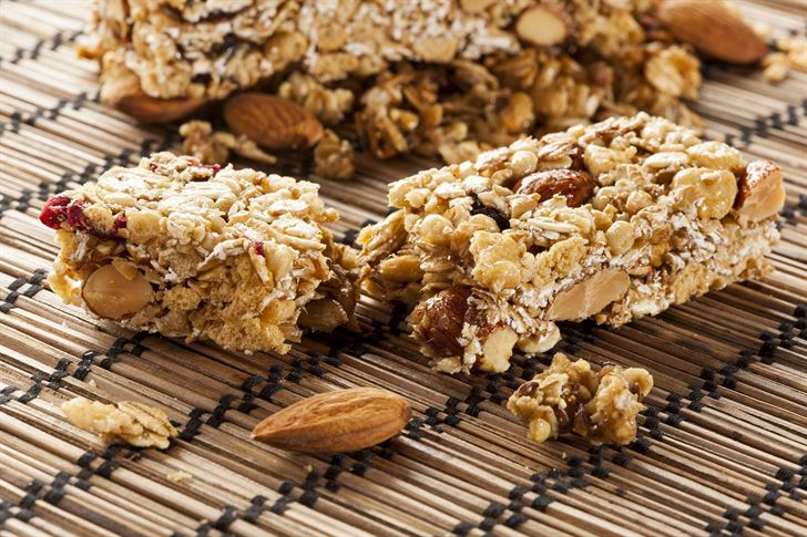 Healthy Protein Flapjack