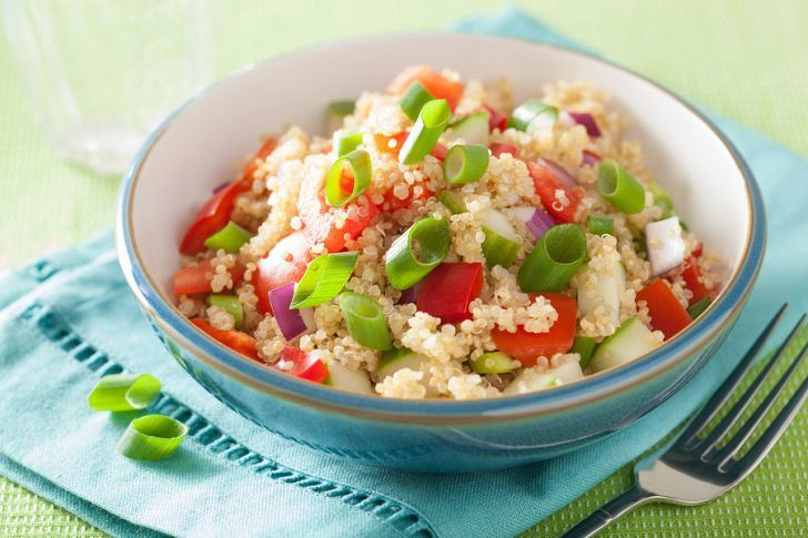 17 healthy couscous recipes for lunch on the go