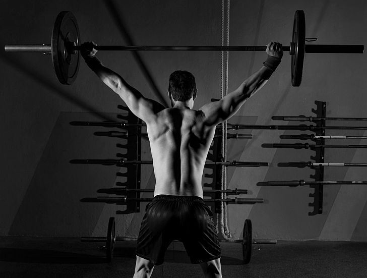 weight lifting for weight loss reps