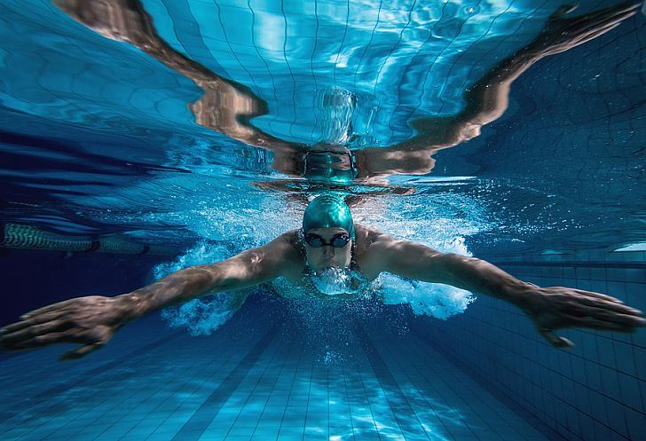 Swimming Your Ideal Holiday Workout